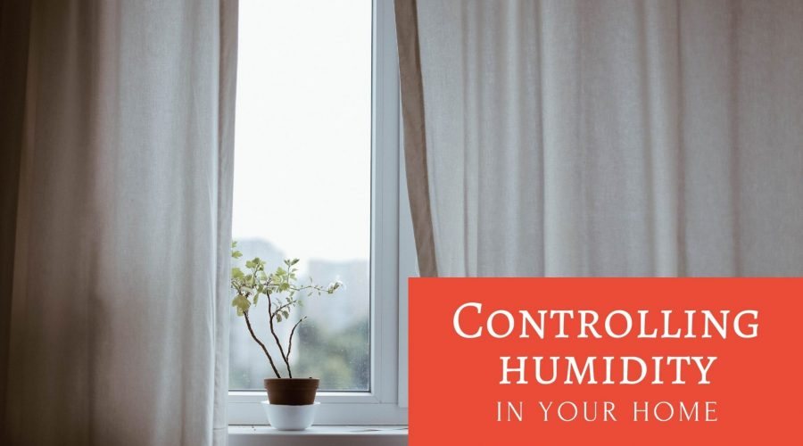 Controlling Humidity in Your Childersburg Home